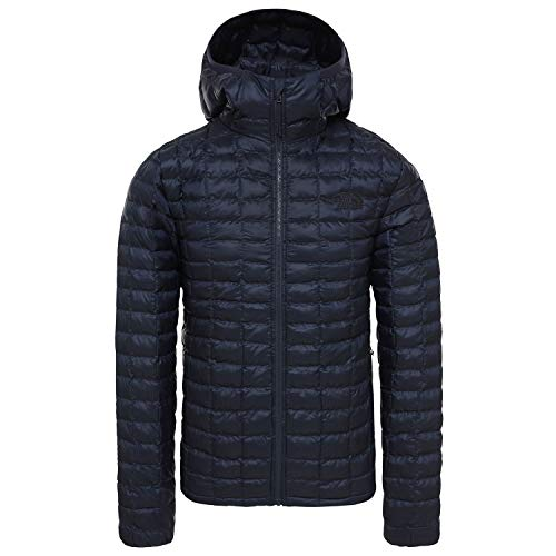 The North Face Men's Thermoball Eco Hoodie Jacket, Urban Navy Matte, XXL