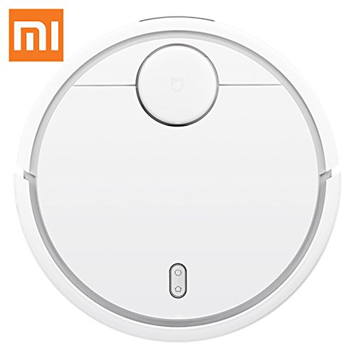 XIAOMI Robot Vacuum Cleaner Self-Charging Robotic Vacuum Cleaner Super strong suction white