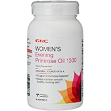 GNC Women's Evening Primrose Oil 1300 90 Capsules