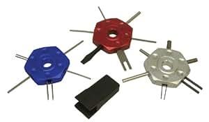 Lisle 57750 Wire Terminal Tool Kit