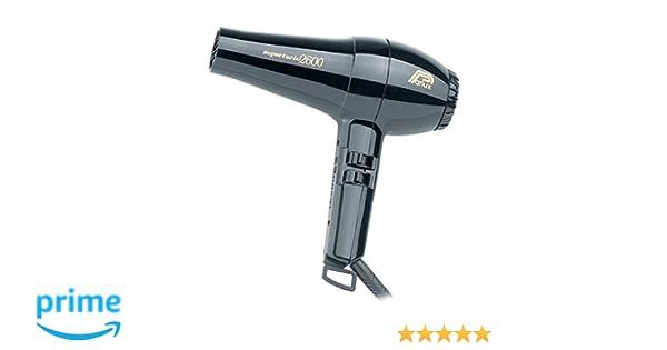 Parlux Superturbo 2600 - Secador de pelo, color negro: Amazon.es: Salud y cuidado personal