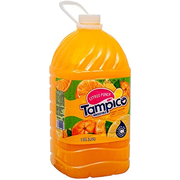 Amazon Com New 379602 Tampico Citrus 128 Oz 6 Pack Fruit Drink Cheap Wholesale Discount Bulk Beverages Fruit Drink Fashion Accessories Grocery Gourmet Food
