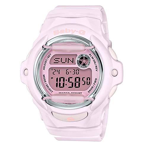 G-Shock Women's Baby-G Digital Watch, Pink (PNK/4), One Size