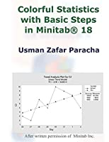 Colorful Statistics with Basic Steps in Minitab® 18 Cover