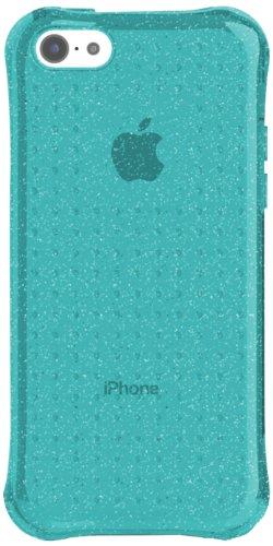 Ballistic LS Jewel Case for iPhone 5C - Retail Packaging - Topaz (Ballistic 5c Jewel)