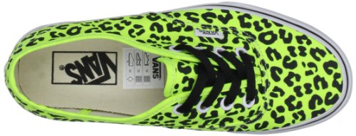 Vans U AUTHENTIC (NEON LEOPARD) VSCQ7MU Gelb ((Neon Leopard))