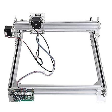 2500mw CNC Laser Engraving Machine,Crafstmen 12V USB 40x30cm Desktop CNC  DIY Picture Making Printer