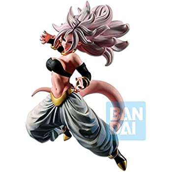 Bandai Tamashii Nations S.H Figuarts Android 21 Dragon Ball fighterz Figure