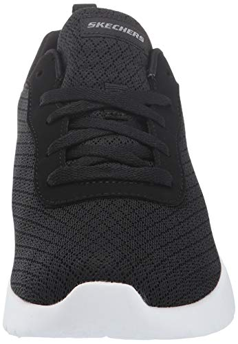 Dynamight To black Bkw Mujer Negro Zapatillas White Eye Skechers Para 0 2 adOxqqp