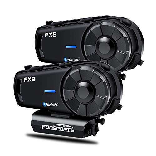 FODSPORTS FX8 Motorcycle Bluetooth