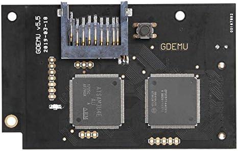 Vipeco Optical Drive Simulation Board Card For Sega