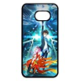 Phone Back Skin Case Guilty Crown Designer For Samsung Galaxy S6 EDGE