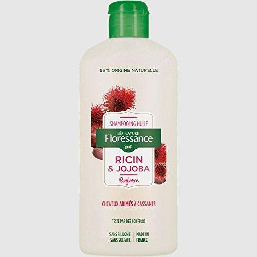 floressance por naturaleza Champú Aceite ricino/Jojoba 250 ml - juego de 2: Amazon.es: Belleza