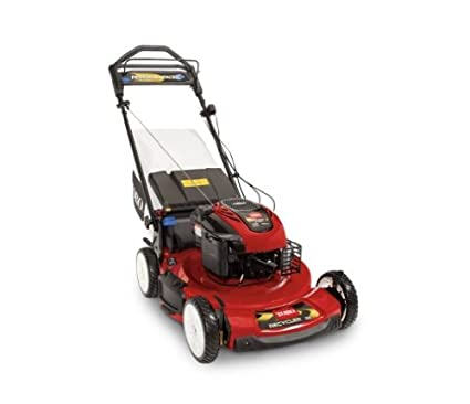 amazon com toro recycler 22 190cc personal pace lawn mower w rh amazon com Toro Recycler Manual PDF Toro Recycler Self-Propelled Mower