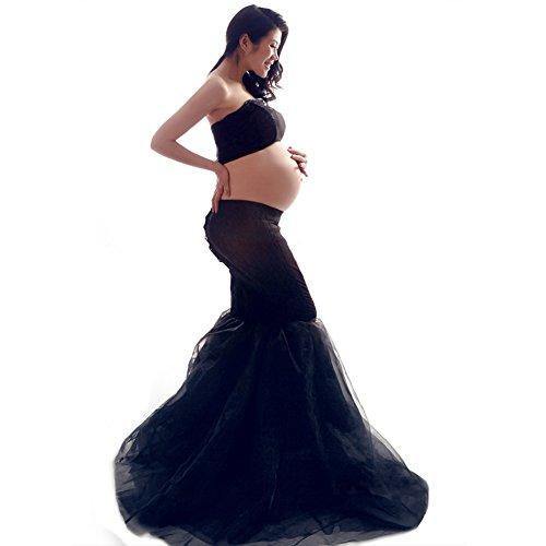 Samber Falda para Mujer Embarazada Ropa de Accesorios de Fotografía: Amazon.es: Ropa y accesorios