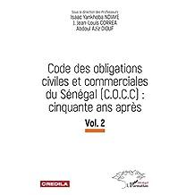 Code des obligations civiles et commerciales du Sénégal (C.O.C.C