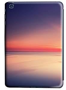 iPad Mini Cases & Covers - Calm Sea Beautiful Sunset PC Custom Soft Case Cover Protector for iPad Mini