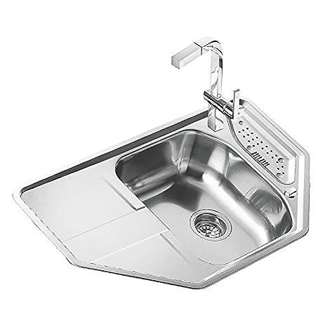 Teka Kitchen Sink Teka 12131020 45e cn stainless steel stena single bowl kitchen sink teka 12131020 45e cn stainless steel stena single bowl kitchen sink grey by teka workwithnaturefo