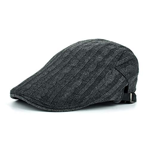 de Sombrero D Pato e Bailey D Sombrero Punto Trenzado GLLH Sombreros de Sombrero Invierno qin de hat Hombre Casual wxqpvY8I