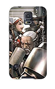 2796162K73918302 Sanp On Case Cover Protector For Galaxy S5 (monster Hunter)