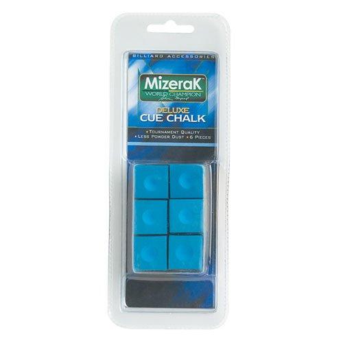 6 Piece Mizerak Cue Chalk