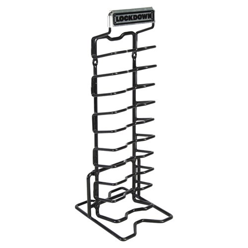 Lockdown Magazine Rack