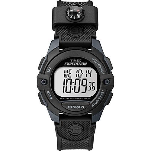 Timex Expedition Chrono/Alarm/Timer Watch - Black [TW4B07700JV]