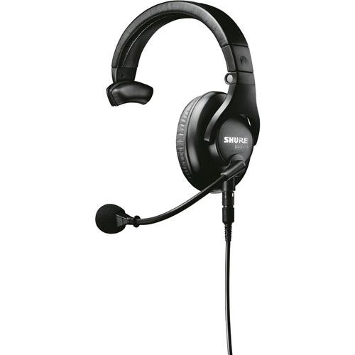 Shure BRH441M Single-Sided Broadcast Headset by Shure