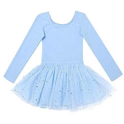 mesh ballet dress - 1