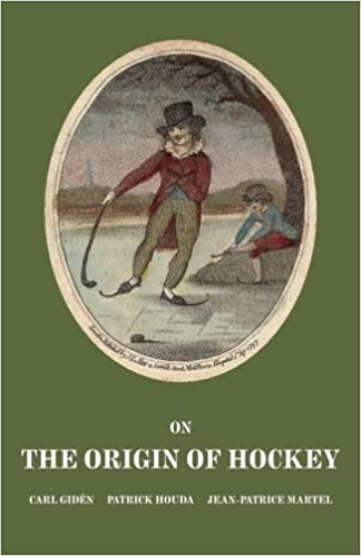 Image result for on the origins of hockey book