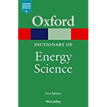 A Dictionary of Energy Science (Oxford Quick Reference Online)