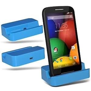 (Baby Blue) Oneplus one portátil de escritorio del muelle del soporte exclusivo a Elite Accesorios