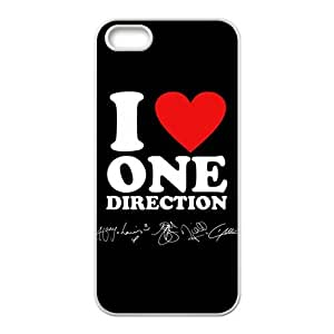 I love one direction Cell Phone Case for iPhone 5S