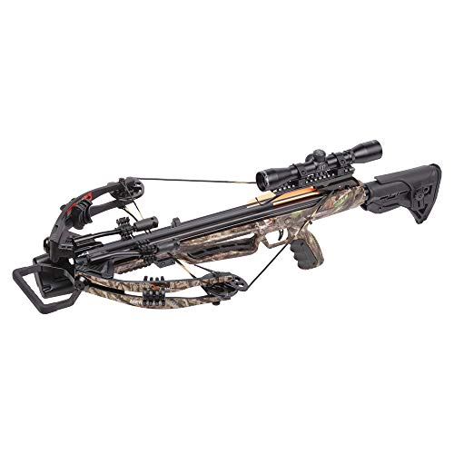 *CenterPoint AXCMW185CK Tactical, Adjustable stock Compound Crossbow (Best Tactical Compound Bow)