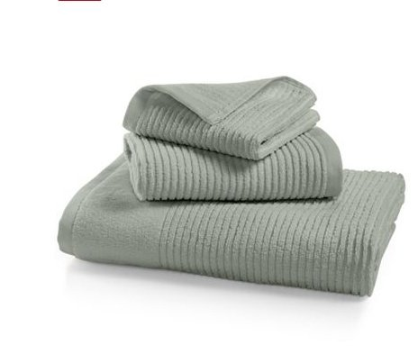 Martha Stewart Collection Quick Dry Reversible Towel Collection 27