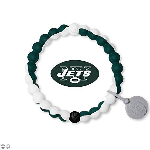 NFL Collection Bracelet, New York Jets, Size Large (7
