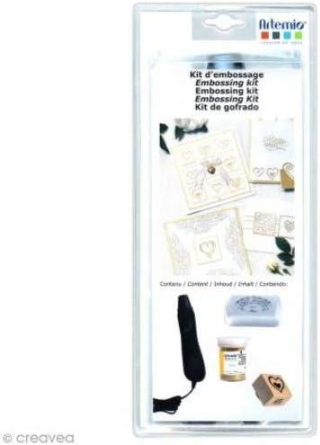 Artemio Kit Repujado, plástico, Multicolor, 12,5x 7x 29cm
