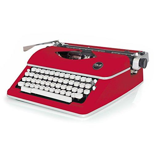 We R Memory Keepers Typecast Typewriter Red by We R Memory Keepers