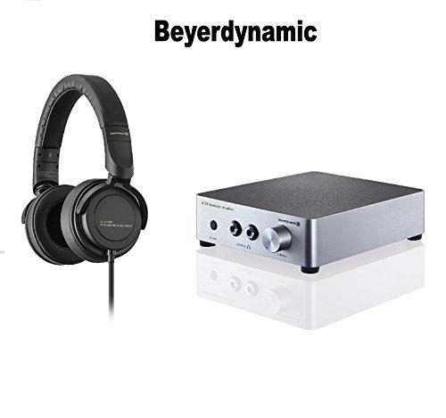 beyerdynamic DT 240 PRO In Ear Audio Monitors & Systems A20 Headphone Amplifier - Silver ()