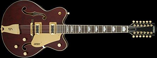 Gretsch G5422G-12 Electromatic Hollowbody Double-Cut 12-string - Walnut Stain