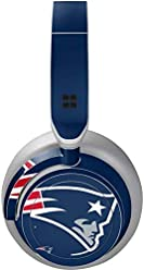 36dcd9efad0 Skinit New England Patriots Large Logo Surface Headphones Skin - Officially  Licensed NFL Audio Decal -