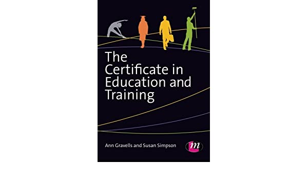 The certificate in education and training ann gravells susan the certificate in education and training ann gravells susan simpson 9781446295885 amazon books fandeluxe Gallery
