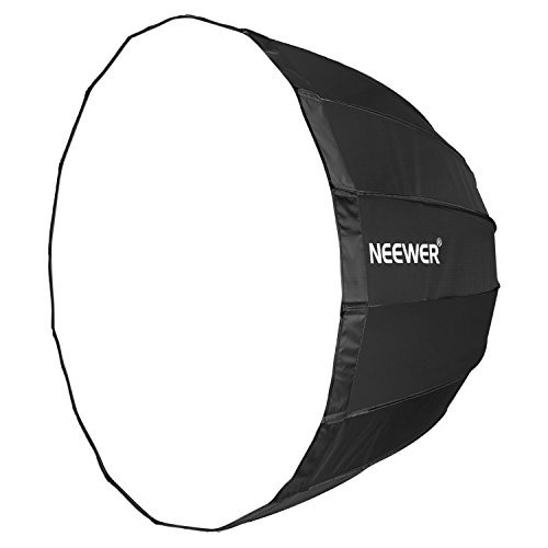 Neewer 36 inches/90 centimeters Photography Portable Speedlite Flash Hexadecagon Softbox with Bowens Mount for Speedlites, Monolights Such as Neewer,Studio PRO, Godox, Flashpoint, LimoStudio and More