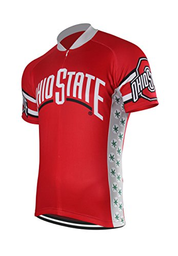(Ohio State Men's Cycling Jersey (X-Large))