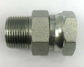 1.315-11.5 Threads X 1 Female Pipe Swivel AF 9205-16-16-1 Male Pipe 1.315-11.5 Threads