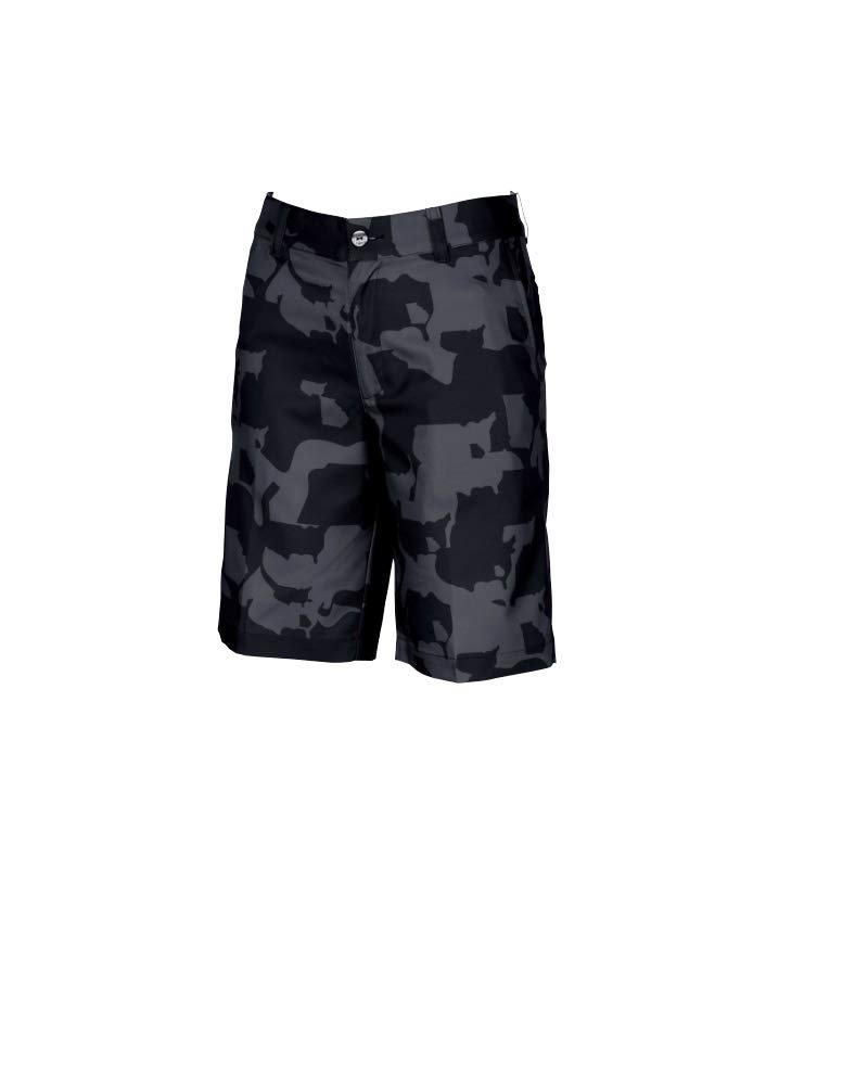 Puma Golf Boys 2019 Union Camo Short, Iron Gate, Small