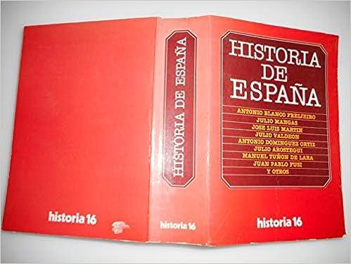 Historia de España: Amazon.es: VV.AA.: Libros en idiomas extranjeros