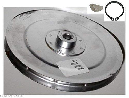 (Genuine Murray 95094MA Transmission Pulley With Snap Ring and Woodruff Key __#G451YH4 51IO3478478)