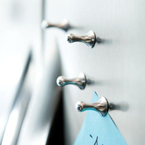 Quartet Magnetic Push Pins - 8
