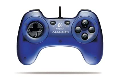 LOGITECH PRECISION GAMEPAD 2 DRIVER WINDOWS XP